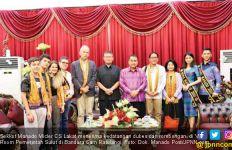 14 Dubes Saksikan Manado Fiesta, Micler: Selamat Datang di Kota Toleransi - JPNN.com