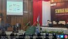 Buka Seminar GMKI dan Puspolkam, Ganjar Pranowo: Politik Adalah Mengabdikan Diri