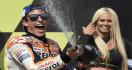 Tak Punya Belas Kasihan, Marc Marquez Juara Dunia MotoGP 2019 - JPNN.com