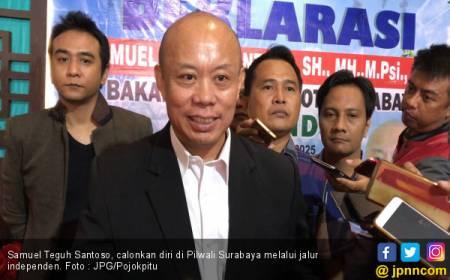 Politikus Ini Siap Maju jadi Calon Wali Kota Surabaya lewat Jalur Independen