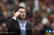 MU 4-0 Chelsea: Frank Lampard Balas Serangan Jose Mourinho - JPNN.com