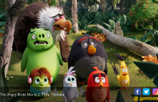 Ketika Burung dan Babi Bersatu di Angry Birds Movie 2 - JPNN.com