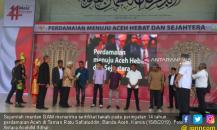 100 Mantan Anggota GAM Dapat Sertifikat Tanah dari Pemerintah