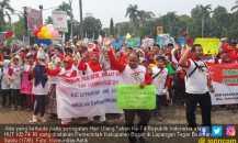 HUT Ke-74 RI, Masyarakat Bogor Perang Terhadap Plastik