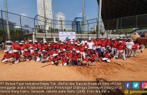 Bina Anak Usia Dini, Garuda Baseball-Softball Club Gandeng BeFa - JPNN.com