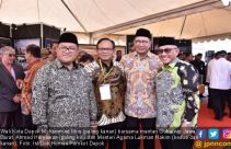 Mohammad Idris Janji Bantu Pembangunan UIII di Depok - JPNN.com