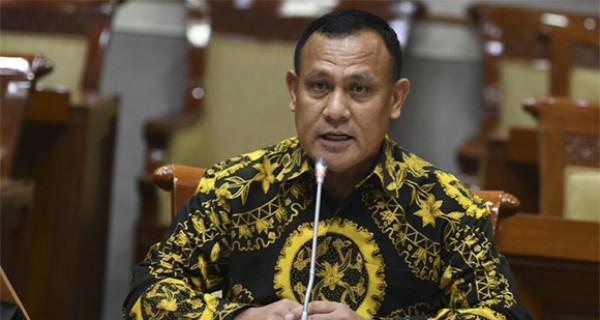 Dipanggil Jokowi ke Istana, Firli Bahuri Tak Bahas Urusan KPK - JPNN.com