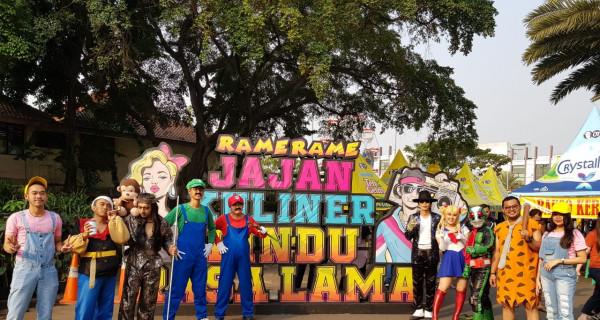 Yuk, Manjakan Lidah di Rame-Rame Jajan Kuliner di Tangcity Mall - JPNN.com