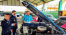 Bea Cukai Kalbagbar Terima Limpahan 6 Unit Mobil Sport Ilegal - JPNN.com