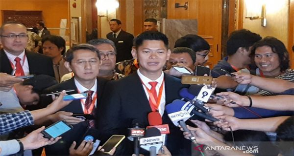 Raja Sapta Oktohari Bertekad Loloskan Indonesia Tuan Rumah Olimpiade 2032 - JPNN.COM