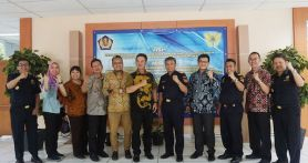 Bea Cukai Banten Terbitkan Izin Kawasan Berikat pada Perusahaan Pengolah Biji Nikel