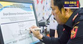 Wujudkan Wilayah Bebas Korupsi, Pangsarop Bea Cukai Tanjung Priok Canangkan Zona Integritas