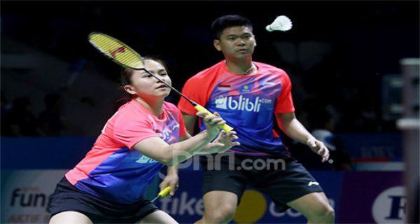 Pecah Telur! Praveen/Melati Pukul Ranking 1 Dunia di 8 Besar Denmark Open 2019 - JPNN.COM