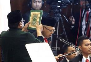 Belum Ada Foto Wapres Ma'ruf Amin, Banyak yang Masih Pasang Gambar Jusuf Kalla - JPNN.com