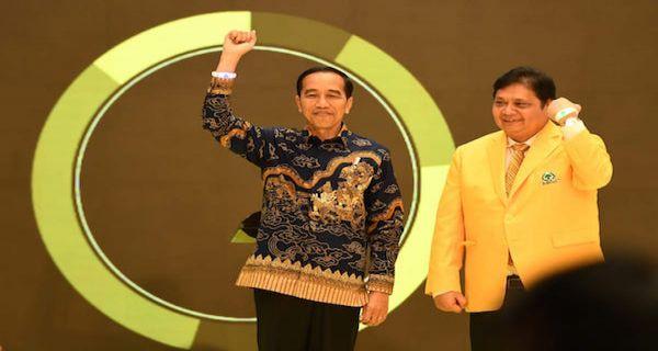 Apresiasi Tinggi Jokowi untuk Airlangga Hartarto Pasti Didasari Data - JPNN.COM