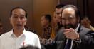 Di Hadapan Jokowi & Megawati, Surya Paloh Mengaku Didorong Jadi Capres - JPNN.com