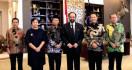 Sambangi Partai Nasdem, Pimpinan MPR RI Bahas Amendemen Terbatas NRI 1945 - JPNN.com