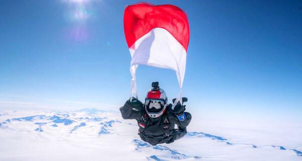 Naila Novaranti Berhasil Menaklukkan Antarktika, Keren Banget  - JPNN.com