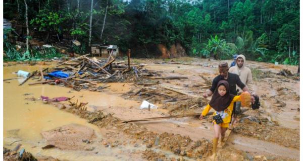 Kerugian Akibat Banjir Bandang Lebak Capai Rp 16,8 Miliar - JPNN.com