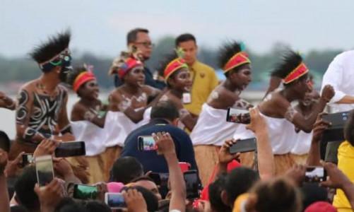 4 Bupati Deklarasi Provinsi Papua Selatan, Pak Dance Bilang… - JPNN.COM