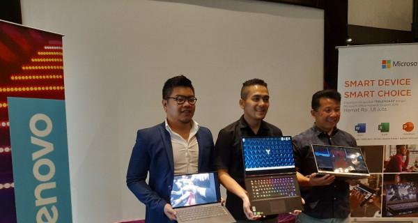 Produk PC Lenovo Kini Ditanamkan Microsoft Office 2019, Harga Naik - JPNN.com