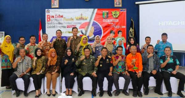 Bea Cukai dan Pemda Berkomitmen Memajukan Provinsi Lampung - JPNN.com