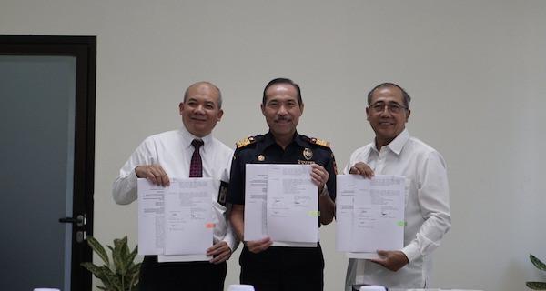 Kanwil Bea Cukai Bali Nusra Bersinergi dengan Kanwil Pajak Bali dan Kanwil Pajak Nusra - JPNN.com