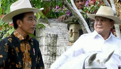 PT Tetap 20 Persen, Jokowi-Prabowo Head to Head Lagi - JPNN.COM