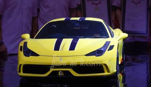 Ferrari Masih Jadi Merek Otomotif Terkuat di Dunia - JPNN.COM