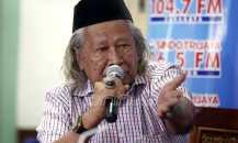 Engkong Ridwan Sebut Prabowo Sudah Berjodoh dengan Jabatan Presiden