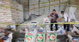 Bareskrim Grebek Gudang Beras Oplosan di Cipinang - JPNN.COM