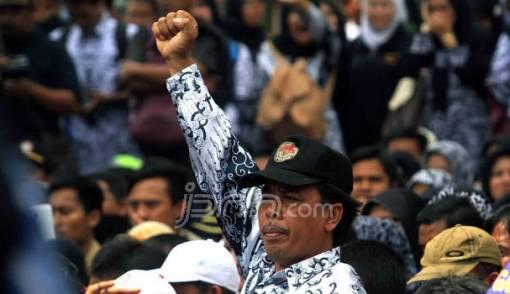 Jabar dan Sulawesi Terbanyak Honorer K2 - JPNN.COM