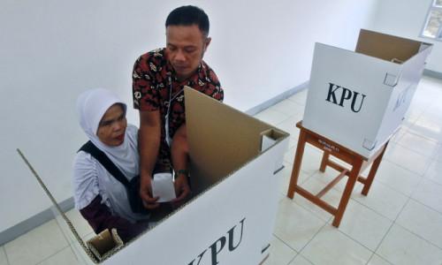 KPU Jabar Target 50 Persen Disabilitas Gunakan Hak Pilih