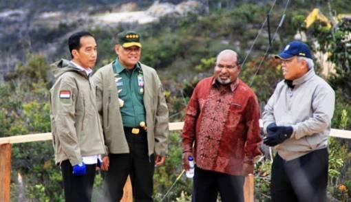 Pak Jokowi, Rakyat Papua Sangat Berterima Kasih - JPNN.COM