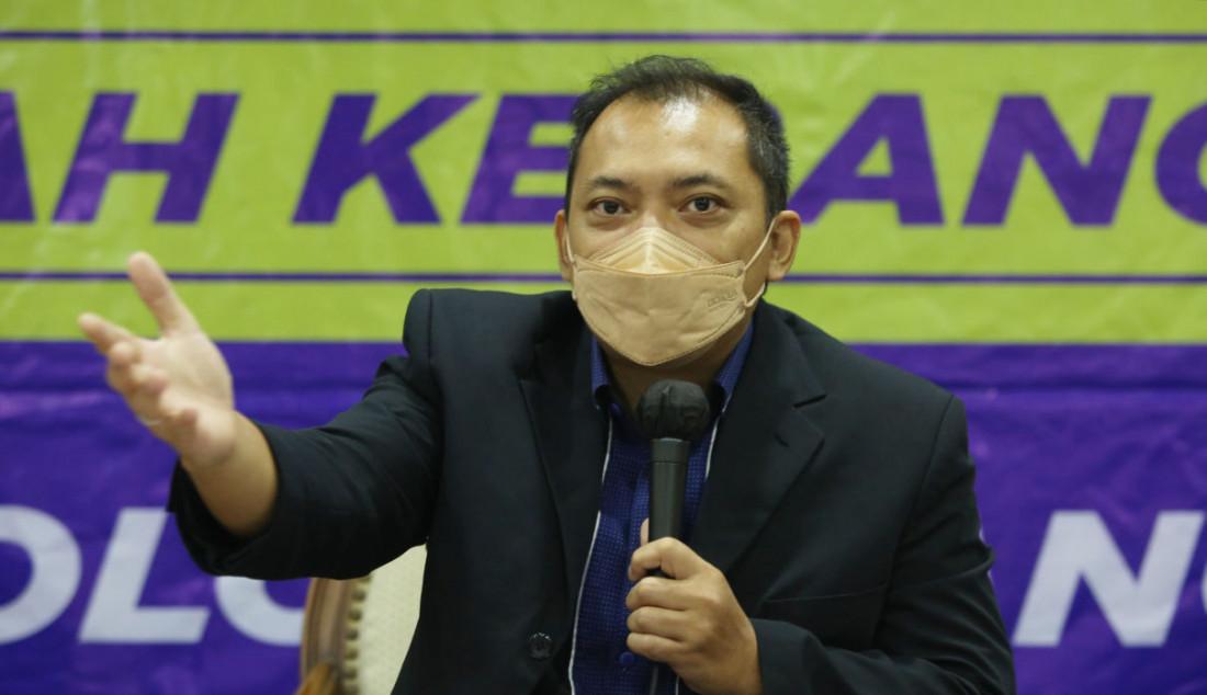 Anggota MPR RI Fraksi Partai Nasdem Taufik Basari Foto: Ricardo - JPNN.com