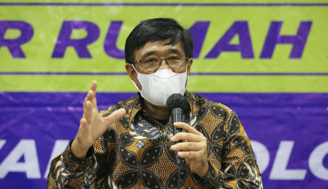 Ketua Badan Pengkajian MPR RI Djarot Saiful Hidayat Foto: Ricardo - JPNN.com