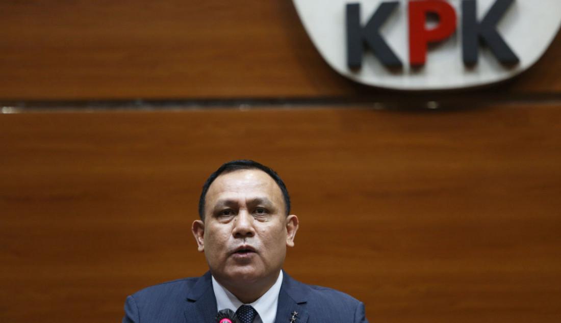 Ketua KPK Firli Bahuri Foto: Ricardo - JPNN.com