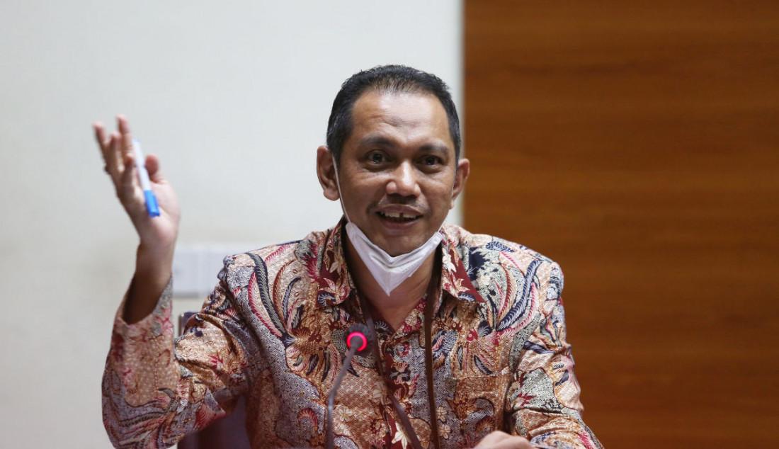 Wakil Ketua Nurul Ghufron Foto: Ricardo - JPNN.com