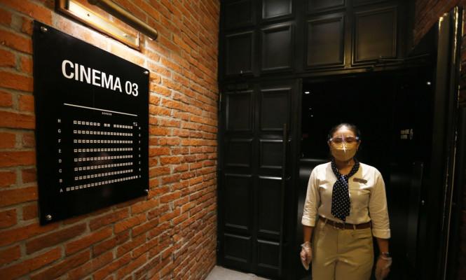 Bioskop di Jakarta Mulai Beroperasi