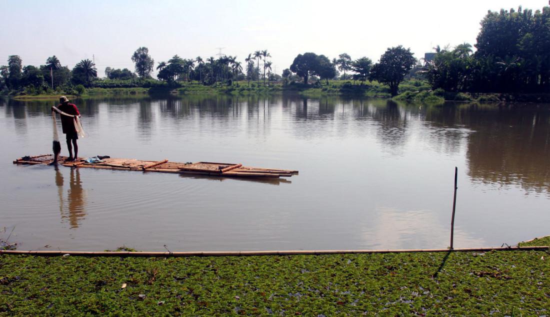 Situ Tujuh Muara, Depok, Jawa Barat. Foto: Ricardo - JPNN.com