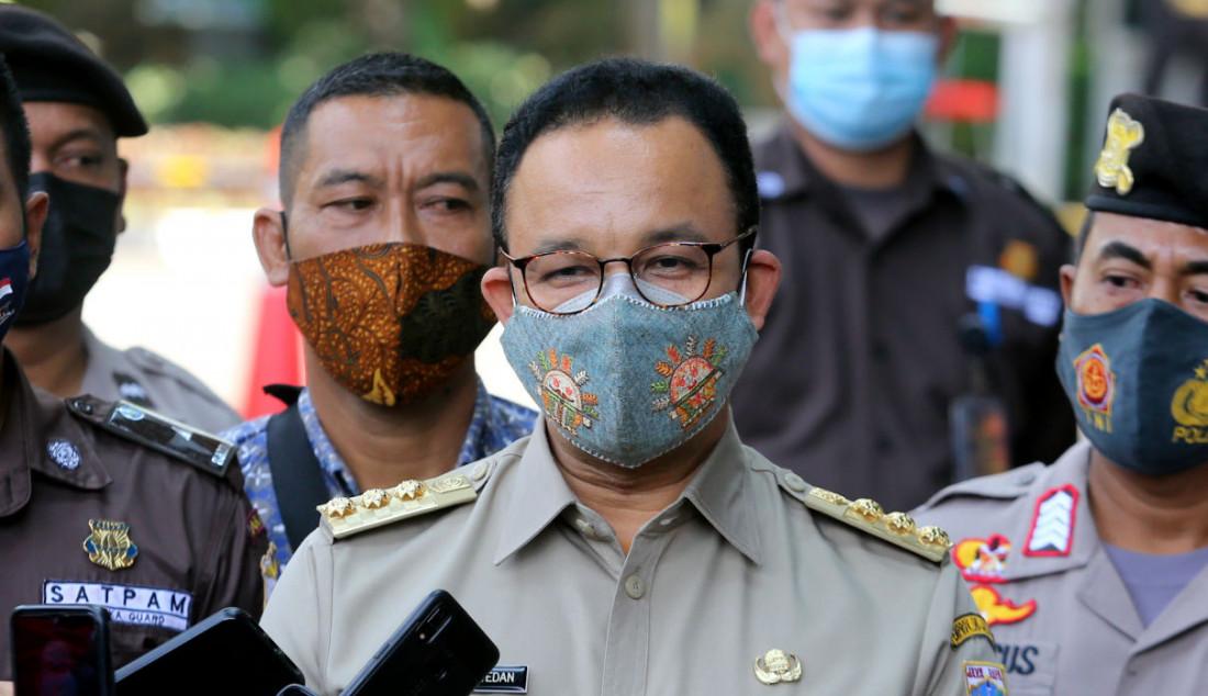 Gubernur DKI Jakarta Anies Baswedan. Foto: Ricardo - JPNN.com