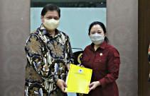 Penyerahan Nama Pergantian Wakil Ketua DPR - JPNN.com
