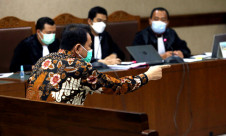 Azis Syamsuddin Bersaksi - JPNN.com