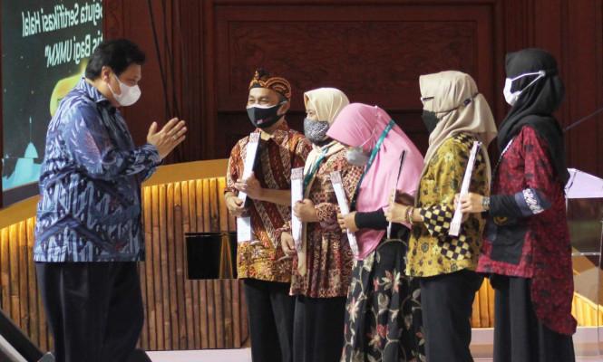 Gerakan Sejuta Sertifikasi Halal Gratis Bagi UMKM