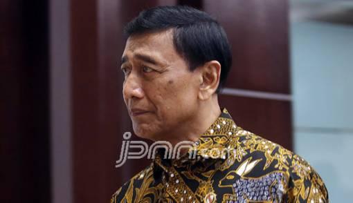 Wiranto Melampaui Wewenang Sebagai Menteri dan Wanbin Hanura - JPNN.COM