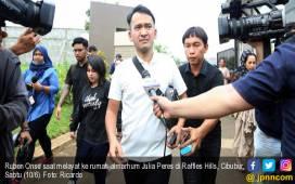 Ruben Onsu Nyaris Mengungsi setelah Rumahnya Dilempari Batu - JPNN.COM
