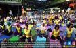 Yoga Ngabuburit With Kiranti - JPNN.COM