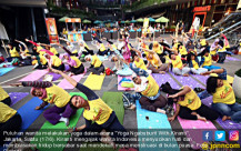 Yoga Ngabuburit With Kiranti - JPNN.COM