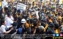 Demo UKT di Universitas Sriwijaya Berujung Ricuh - JPNN.COM