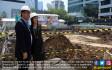 Pembangunan Arzuria Apartment Tendean - JPNN.COM